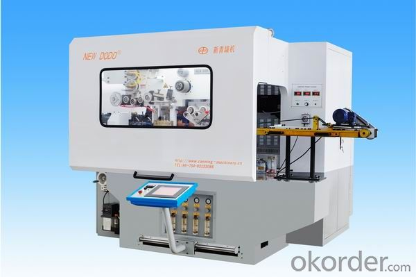 Automatic Tincan Body Welder