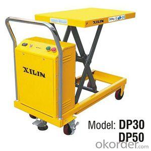 Electric Lift Table- DP30/50