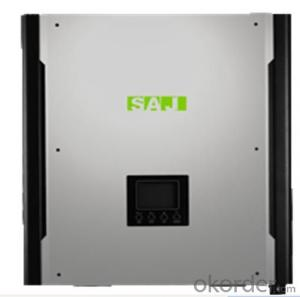 hybrid inverter Sunbrid 2000 with full certificate