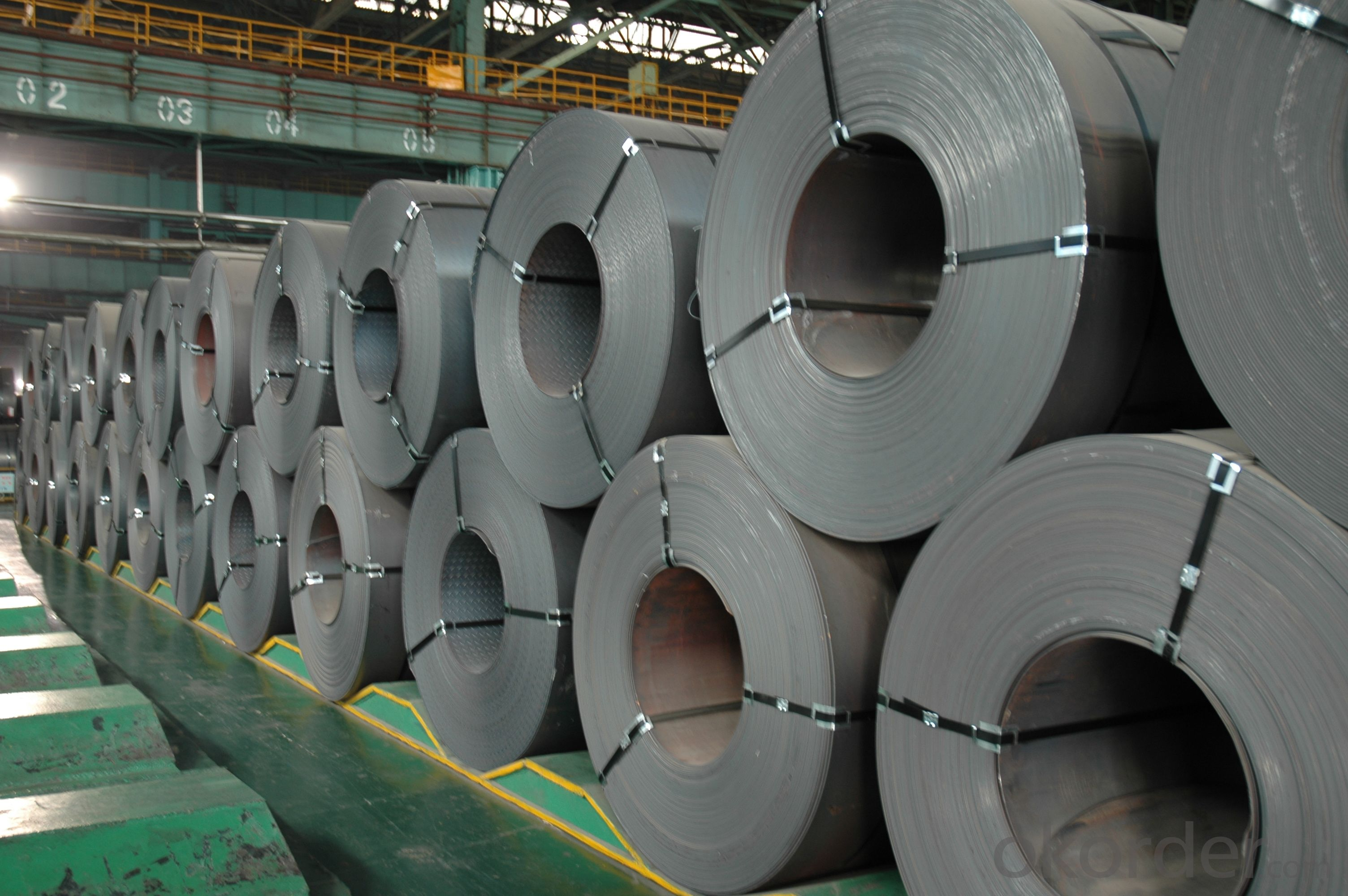 Hot Rolled Stainless Steel Coil 430R No.1 Finish