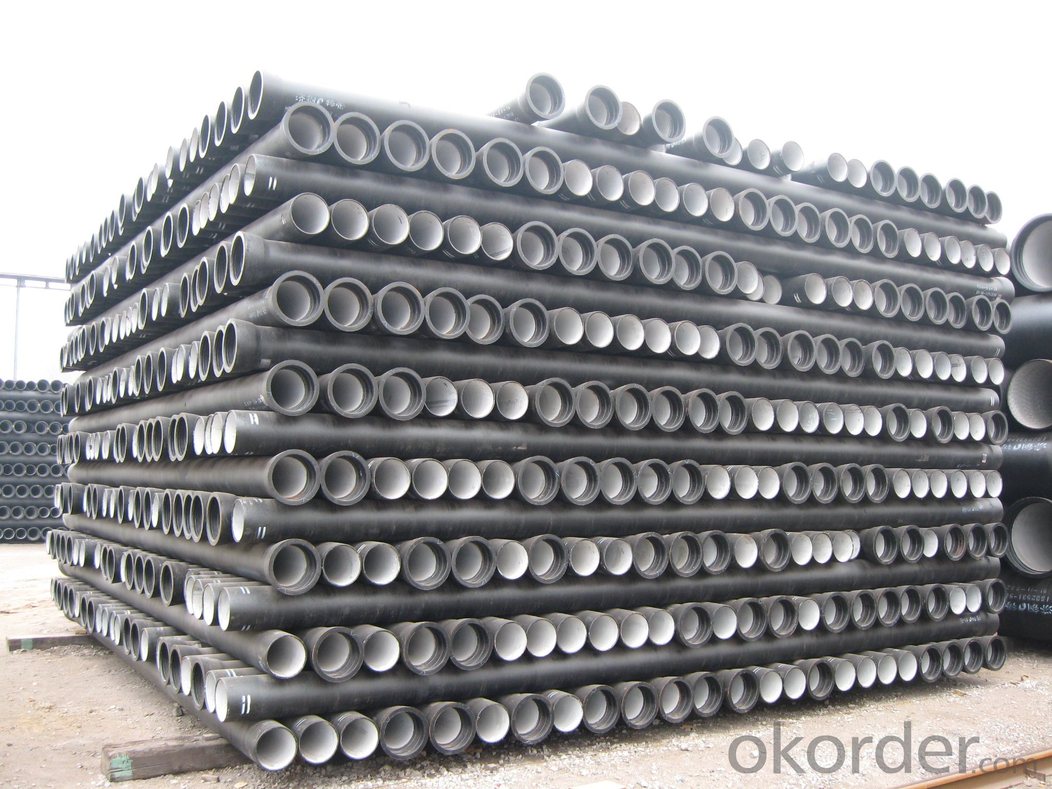 Ductile Iron Pipe DN200
