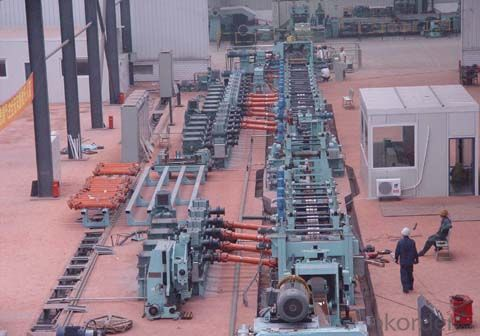 Cold-Forming mill machine roll forming mill