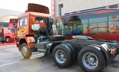 GOLDEN PRINCE TRACTOR TRUCK HEAD, 290HP, 6X4, ZZ4251M3241A1