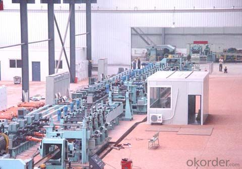 Metal Pipe Automatic Packing Machine roll forming machine