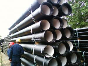Ductile Iron Pipes K9