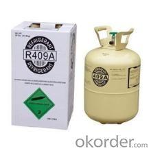 Refrigerant R409a