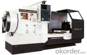 CNC Lathe Machine Heavy Duty