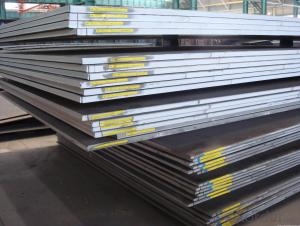 Hull Structural Steel plate