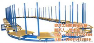 solar tank foaming line