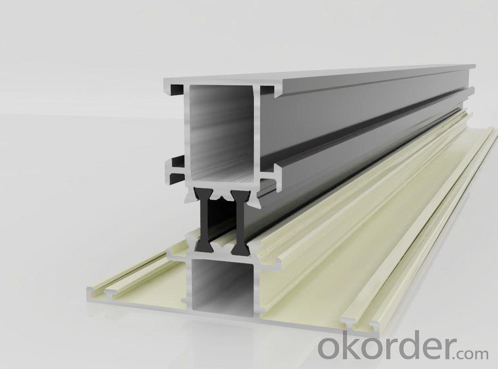 Aluminium Profile- AA6061