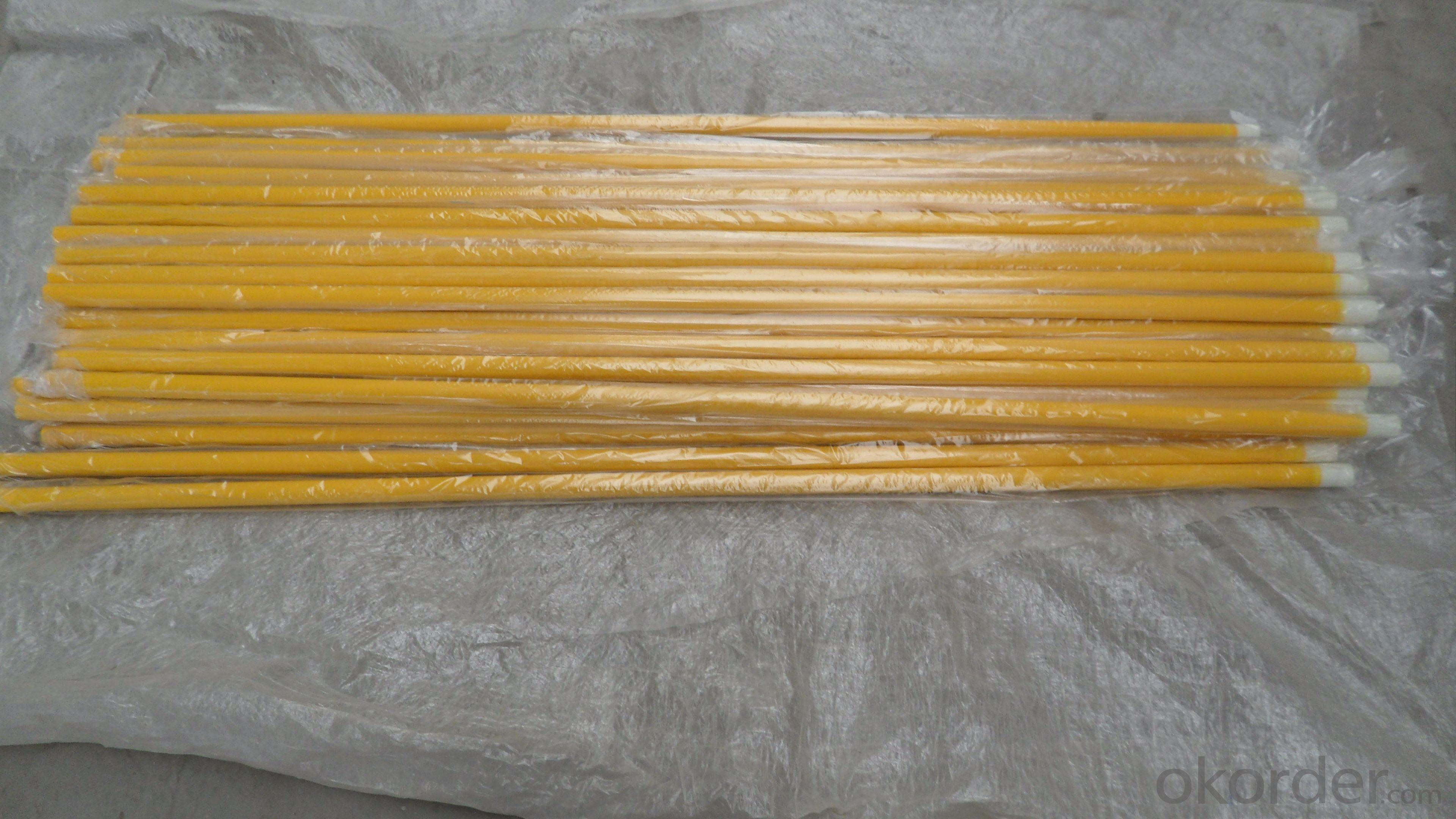 Fiberglass Shovel Handles with High Strength