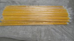 Fiberglass Shovel Handles with High Strength