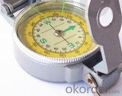 Metal Army or Military Compass DC45-3C