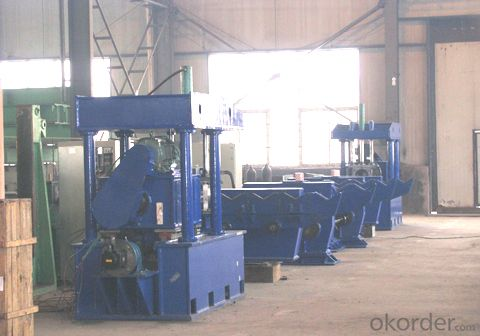 seamless welded pipe hydroteste roll forming machine