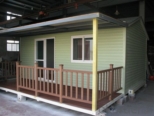 Good Quality Wood Plastic Composite Guard House