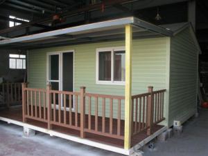 Good Quality Wood Plastic Composite Guard House