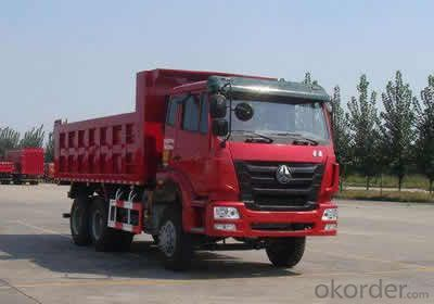 HAOHAN DUMP TRUCK, 336HP, 6X4, ZZ3255N3646A1