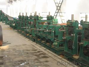 H.F pipe line / Ф165 Pipe Mill roll forming machine