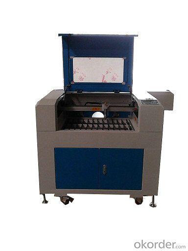 Laser cutting machine 6040