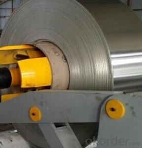 Automatic Tinplate Coil Uncoiler Leveller With Straight Cutting Machine Line