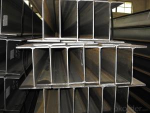 GB Standard Steel H Beam 440-500mm with High Quality