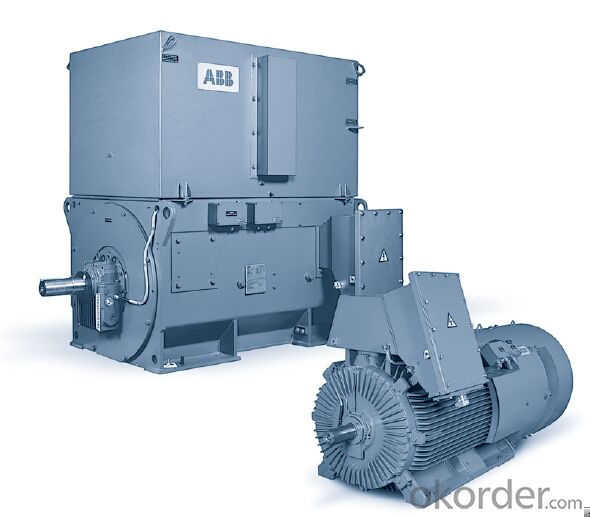 ABB AC Motor High Voltage NV Series