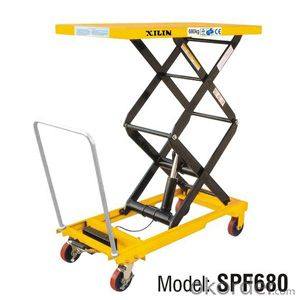 Double Scissors Lift Table- SPF680