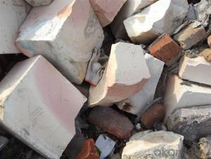 Second Hand- Zircon Brick(used)-60%