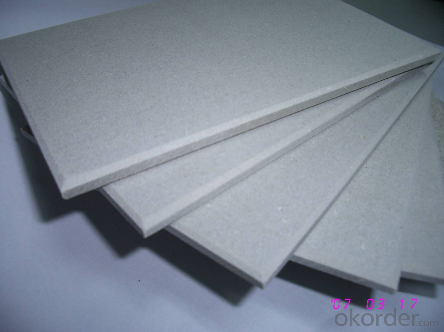 Panels Calcium Silic  Board  With  ASTM Standard