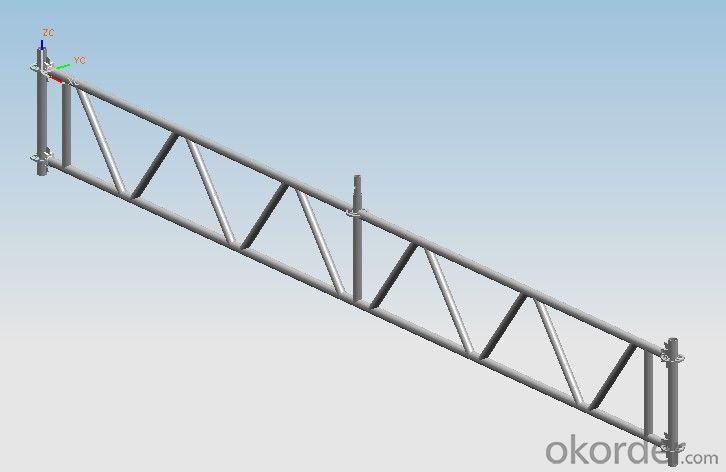 Ringlock System Brifge Beam