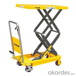 Double Scissors Lift Table- SPS150/350