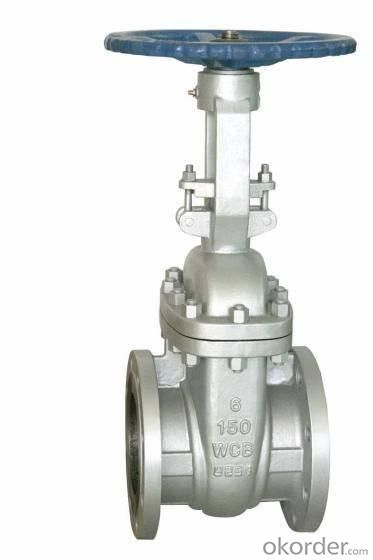wcb globe valve DN200