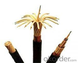 pvc insulated PVC sheathed fire-resisting control cable