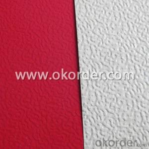 Coated Stucco Aluminium Sheet-AA3XXX