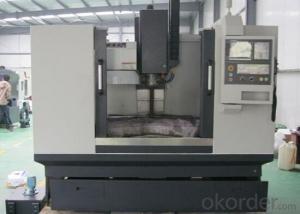 CNC Economic Vertical Milling Machine
