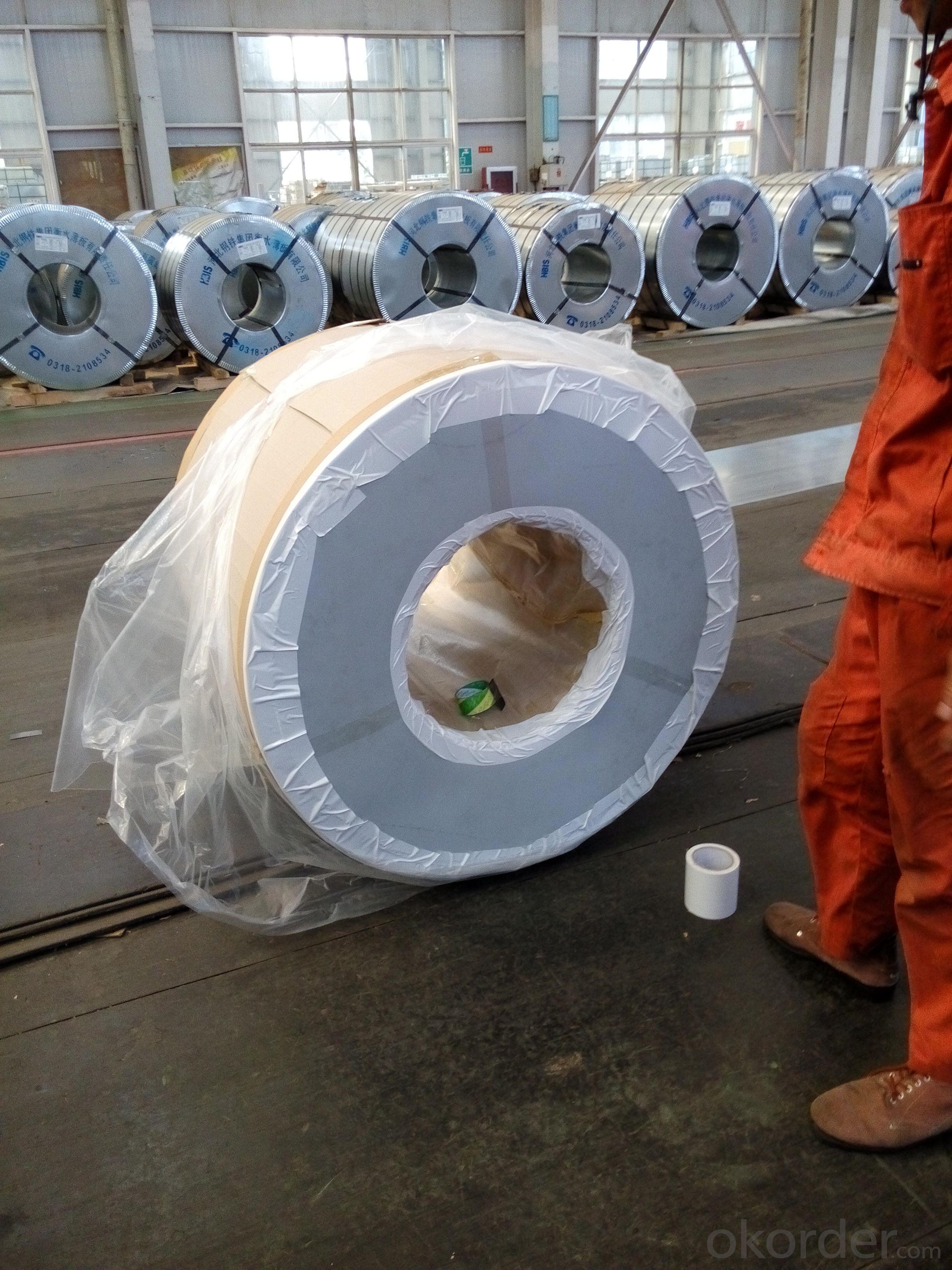 Tin Free Steel - TFS SHEET