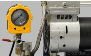 PHOTO-ELECTRIC PRESSURE CONTROL FOR PUMPS