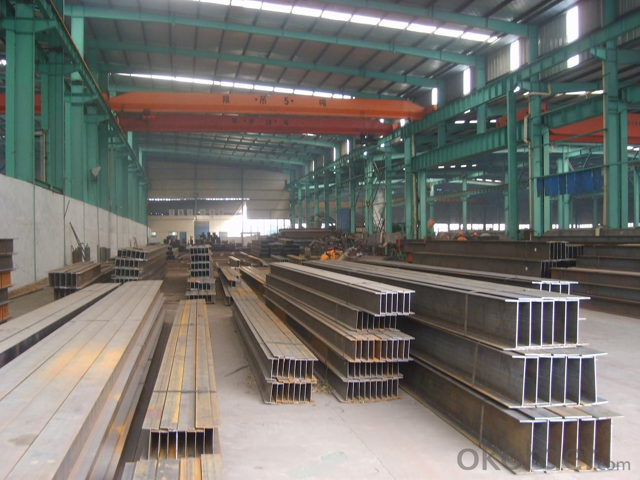 GB Standard Steel H Beam 294mm-346mm with High Quality