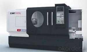 CNC Lathe Machine Tool Specification