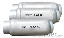 R125 Gas in Refillable Cyl