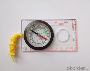 Professionl Map Scale Compass DC45-5