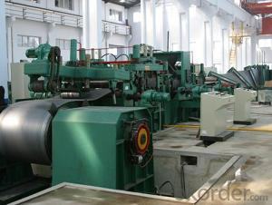 cold rollforming section machine