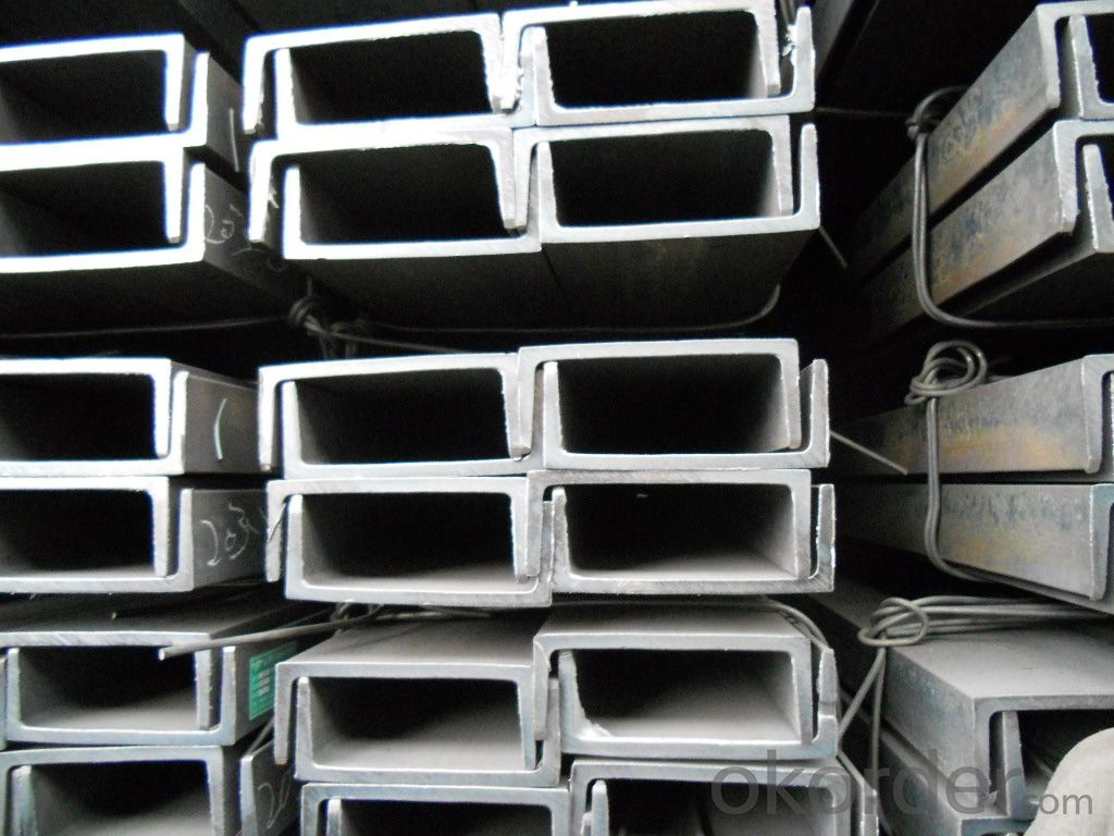Steel Channel 125-150mm
