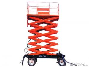 Scissors Aerial Work Platform Made in China