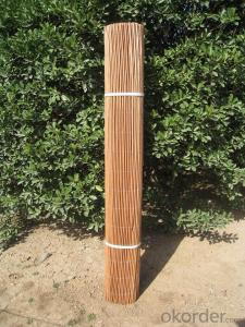 NATURAL WILLOW PRIVACY GARDEN DECORATION FENCE