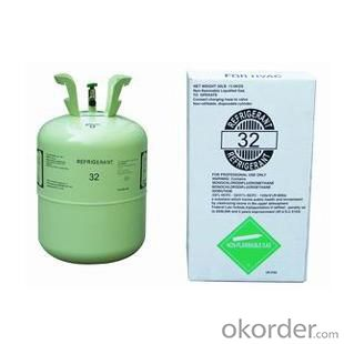 Refrigerant R32 in Disposable Cyl