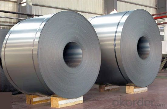 COLD ROLLED STEEL COIL-SPCG