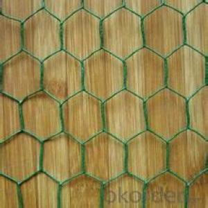 Galvanized Hexagonal Wire Netting-3/8 inch