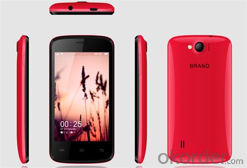 Cheap China 4.0 inch Dual core Smartphone