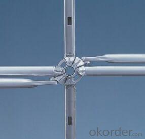 Steel Ring lock  Scaffolding